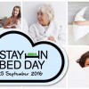 Join us for Stay in Bed Day