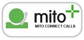 AMDF Mito Connect Calls logo