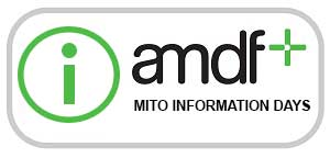 AMDF Mito Information Days logo